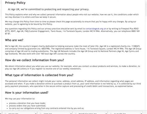 privacy notice template microsoft just in time privacy