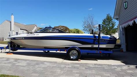 used boat trailers for sale columbia sc 2003 malibu response lxi excellent condition with trailer