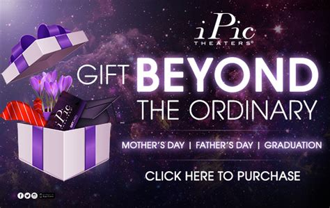 Ipic Theater Gift Card - ipic theaters the ultimate movie experience