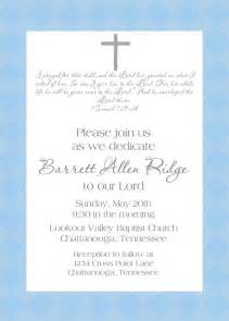 baby dedication invitation baby baby dedication babies and invitations