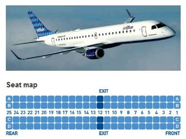 air canada e90 seat map jetblue jet blue airlines airways aircraft seat charts