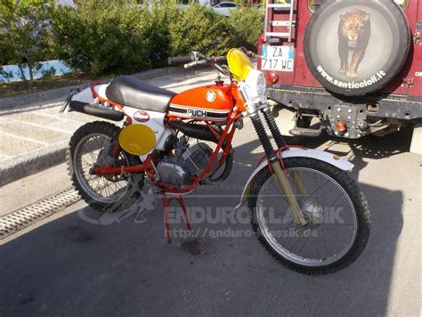 Gebrauchte Puch Motoren by Puch Frigerio 50 Bj 1976 Enduro Klassik De