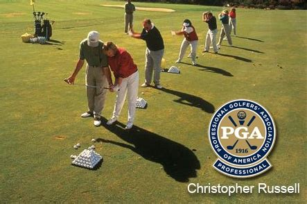 christopher russell golf christopher russell pga head golf professional florida