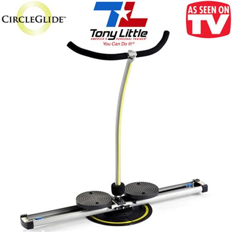 new as seen on tv circle glide pro exercise workout