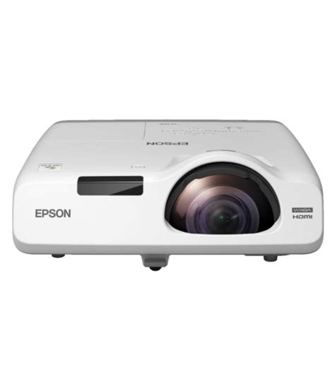 Proyektor Epson Eb S11 epson eb 525w lcd projector 1280x800 pixels wxga eb 525w eb525w available at snapdeal for rs 40150