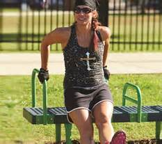 bench body 2014 exercises outdoor fitness park guide from playcore