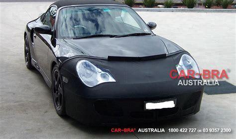 Car Bra Australia   Porsche Examples