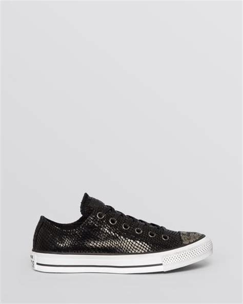 How To Bar Lace Converse Low Tops by Converse Laces Style Images