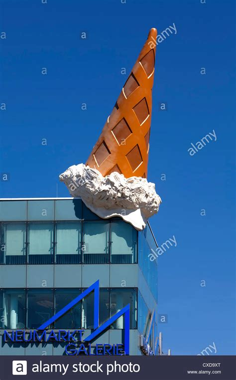 claes oldenburg pop movement dropped cone by the pop artist claes oldenburg