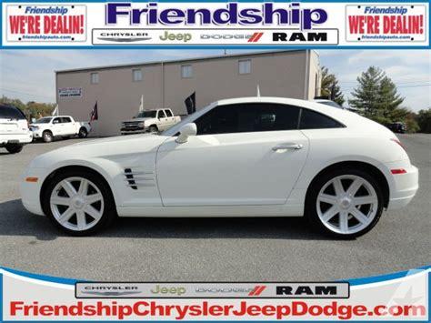 2004 chrysler crossfire for sale 2004 chrysler crossfire 2004 chrysler crossfire car for