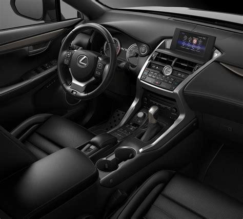 lexus nx f sport interior new 2017 atomic silver lexus nx turbo f sport for sale in