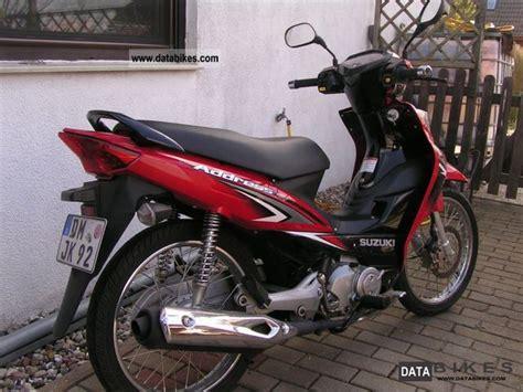 Suzuki Address 125 2009 Suzuki Address Fl 125