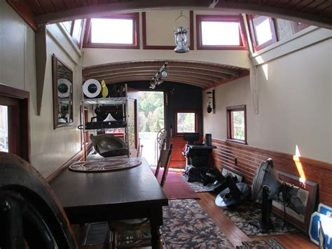 renovated cers for sale sterling rail caboose for sale 12 500 dream house
