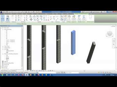 revit tutorial manila architectural structure