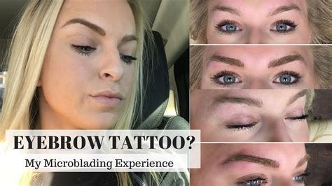 how can i remove my tattoo without laser eyebrow my microblading experience