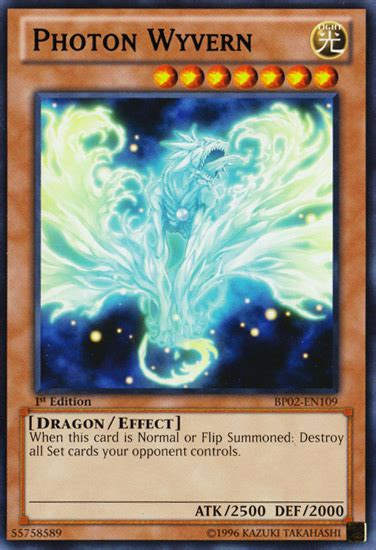 Yugioh Photon Deck by Photon Wyvern Yu Gi Oh It S Time To Duel