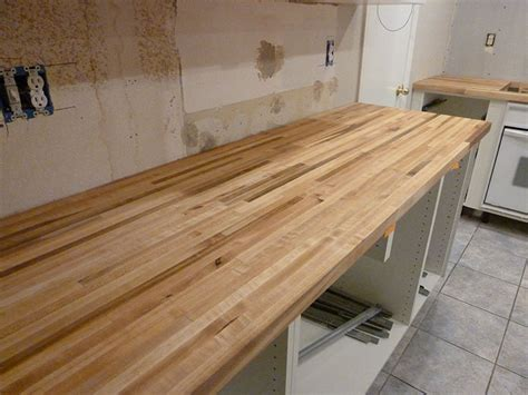 Maple Countertops by Our Kitchen Reno Maple Countertops Are In Candied Fabrics