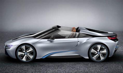 Bmw I8 Spider by 2018 Bmw I8 Spyder Confirms Types Cars