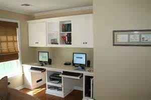 Custom Built Desks Home Office Custom Painted Home Office For By Two Rivers Woodworking Custommade