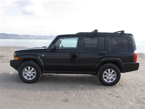 2006 Jeep Commander Specs Blackxk 2006 Jeep Commander Specs Photos Modification