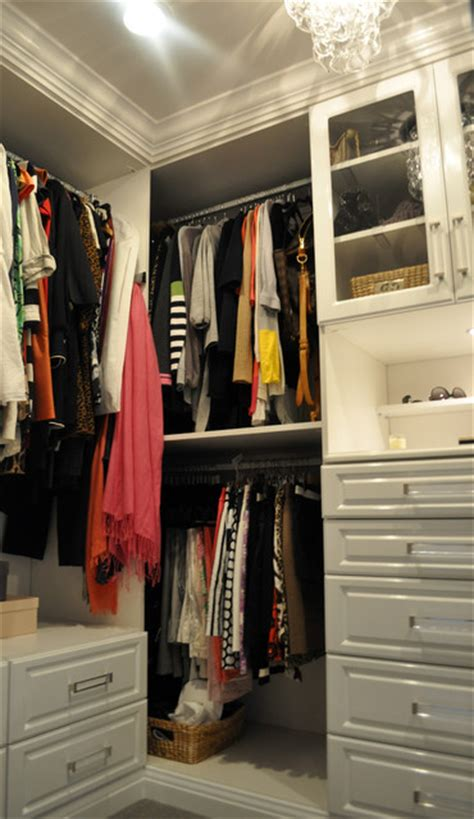 His And Closet by His And Master Closets Transitional Closet