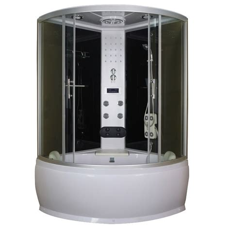 aqualife vasche idromassaggio cabina vasca idromassaggio multifunzione 120x120 o 130x130