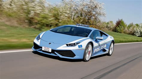 which lamborghini is the fastest lamborghini hurac 225 n now the fastest highway patrol car in