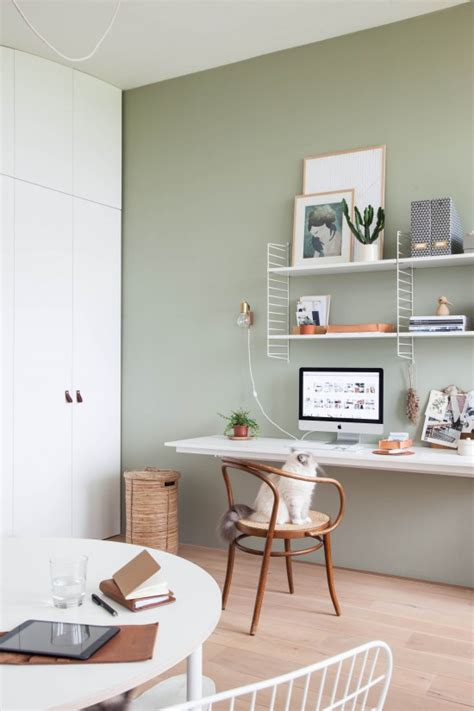 home office wall a light home office by holly marder gravity home