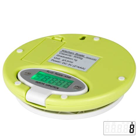 Timbangan Digital 5 Kg timbangan digital dapur 5kg 1g green jakartanotebook