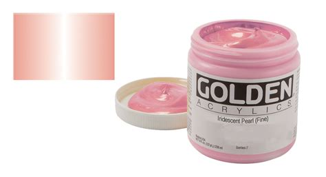 save on discount golden heavy iridescent acrylic paint pearl more colors at utrecht