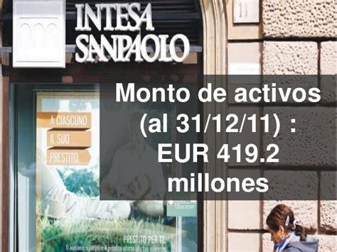 san paolo banco grupo san paolo banco de italia