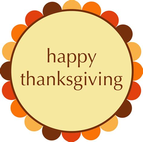 Happy Thanksgiving by Happy Thanksgiving Images Cliparts Co
