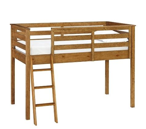 pottery barn kids loft bed loft bed pottery barn kids lofty ideas pinterest