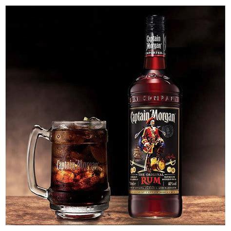 captain rum morrisons morrisons captain s original rum 70cl product