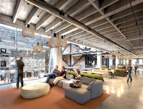Garage Office 2016 Design Forecast Workplace Gensler