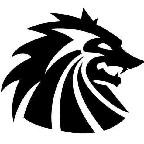 wolf tattoo logo tribal wolf head vector illustration tattoos pinterest