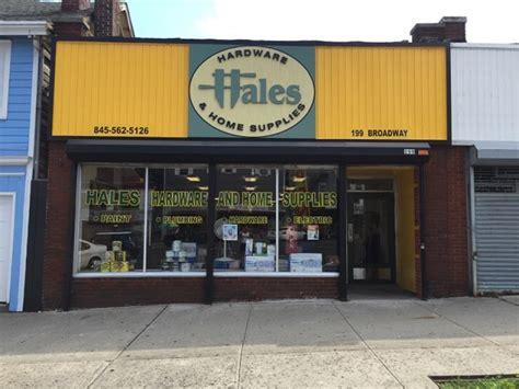 new hardware store on broadway hales hardware newburgh