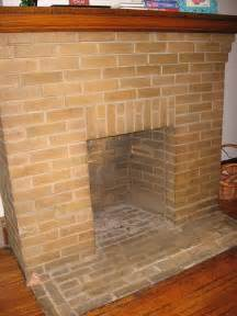 25 best ideas about cleaning brick fireplaces on