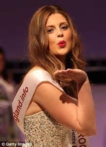 miss england 2013 winner kirsty heslewood is crowned my