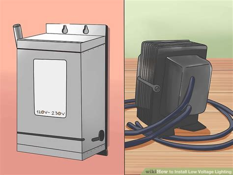 how to install low voltage lighting how to install low voltage lighting 12 steps with pictures