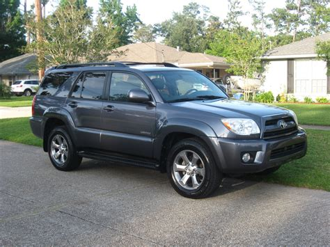 2006 Toyota 4runner Reviews 2006 Toyota 4runner Exterior Pictures Cargurus
