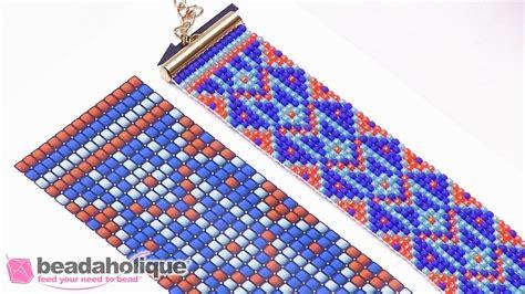 bead loom pattern maker online how to read a bead loom pattern youtube