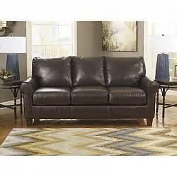 Ashley Furniture Canada Ashley Furniture Nastas Durablend Leather Sofa In Bark