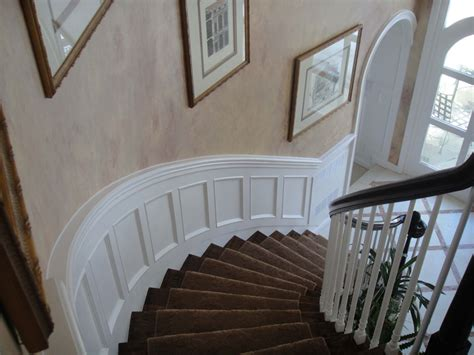 wainscoting stairs wainscoting stairs ideas robinson decor