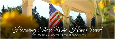 fields mckinley funeral and cremation services grant and