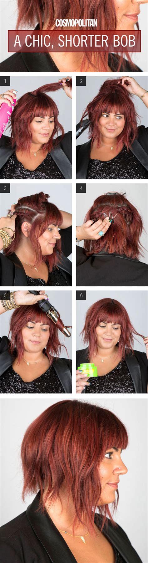 put your on a haircut 19 πανέξυπνες στιλιστικές ιδέες αποκλειστικά για κοντά