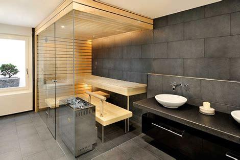 moderne sauna in home sauna swiss wellness saunas by kung sauna