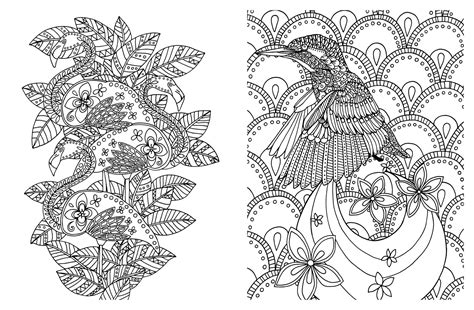 Art Galleries In Relaxation Coloring Pages at Coloring