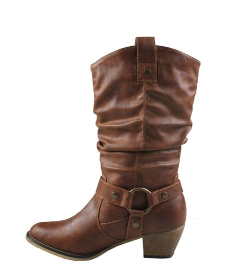 cowboy boots for fashion style refresh 02 western style cowboy boots ebay