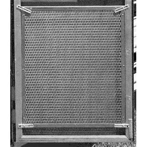 Screen Door Grill Guard by Camco Rv Aluminum Screen Door Grills Screen Door Grill